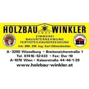 Holzbau Winkler GmbH